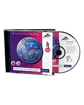 CD-ROM Histopathologie auf englisch, 3B Scientific, medishop.de