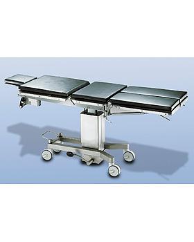 AGA-JUS Operationstisch mit geraden, geteilten und spreizbaren Beinplatten, AGA Sanitätsartikel, medishop.de