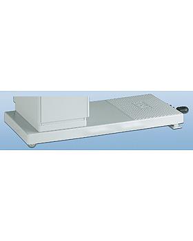Aufpreis zentralverstellbare Fahreinrichtung, D =  50mm, für AGA-Liegen, AGA Sanitätsartikel, medishop.de