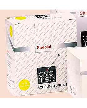 Akupunkturnadeln Special Nr. 11, grün, 10 x 0,30mm, 100 Stück, asia-med, medishop.de