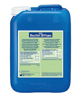 Bacillol 30 Foam, Desinfektionsmittel, 5000 ml, Bode Chemie, medishop.de