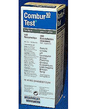 Combur 10 Test 100 St Ck Roche