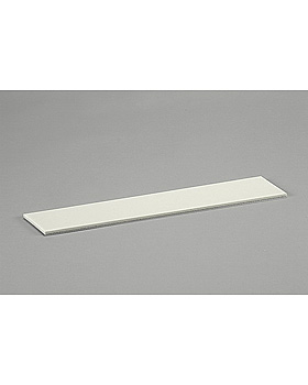 Aluminiumschiene 40x9 cm, einseitig gepolstert, Dr. Paul Koch, medishop.de