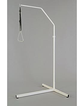 Bettgalgen 3-Fuß, verstellbar mit Griff 2145500, Platten für Bettbreite 74-95cm, Dr. Paul Koch, medishop.de