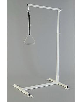 Bettgalgen 5-Fuß, Profilrohr, mit Griff 2145400, Platten für Bettbreite 92-110cm, Dr. Paul Koch, medishop.de