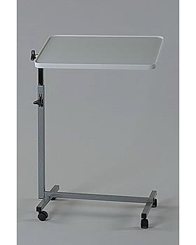 Bett-Tisch, fahrbar, zusammenlegbar, Tablett 62x42 cm,  45° neigbar, Dr. Paul Koch, medishop.de