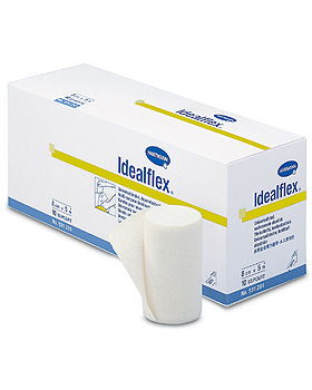 Idealflex  6cm x 5m, lose in Karton, 10 Stück, Hartmann, medishop.de