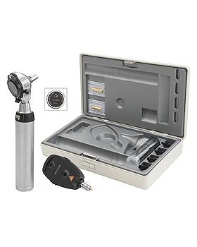 Diagnostik Set HEINE BETA 400 F.O. 3,5V, mit USB Ladegriff, Heine Optotechnik, medishop.de