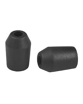 Soft Einweg-Tips 3mm, schwarz, 40 Stück, Heine Optotechnik, medishop.de