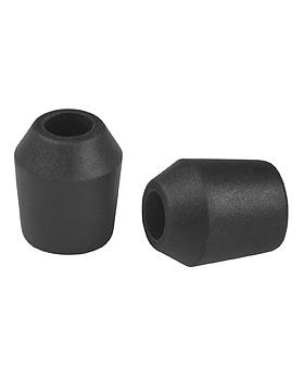 Soft Einweg-Tips 5mm, schwarz, 40 Stück, Heine Optotechnik, medishop.de