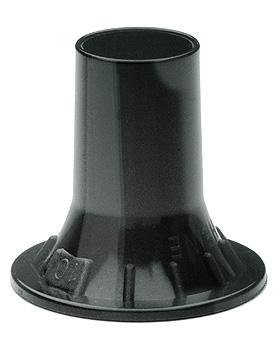 Dauergebrauchs-Nasentrichter 10mm, schwarz, Heine Optotechnik, medishop.de