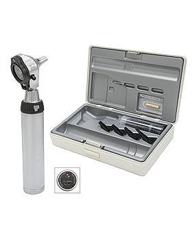 Otoskop HEINE BETA 200 F.O. 3,5V, mit USB Ladegriff, Tips, Heine Optotechnik, medishop.de