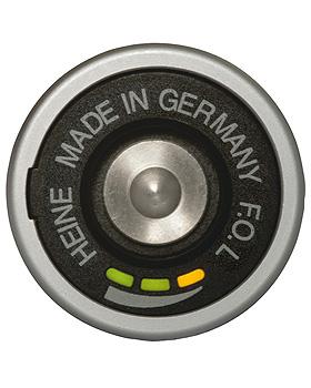 Bodeneinheit HEINE BETA L Ladegriff mit Ladestandsanzeige, Heine Optotechnik, medishop.de