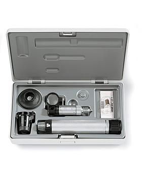 Handspaltlampen HEINE HSL 150 Set, 3,5V, BETA NT Ladegriff und NT300 Ladegerät, Heine Optotechnik, medishop.de