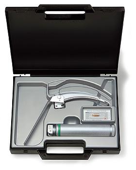 Koffer, leer, für Laryngoskop Sets F-227, F-229, oder F-230, Heine Optotechnik, medishop.de