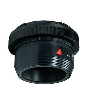 Fotoadapter SLR für Olympus, mit Optik, für Dermatoskop HEINE DELTA 20 T, Heine Optotechnik, medishop.de