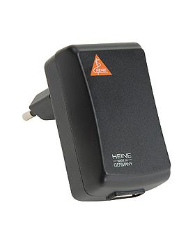 Steckernetzteil für USB Kabel (E4-USB Med. zugelassenes Steckernetzteil), Heine Optotechnik, medishop.de