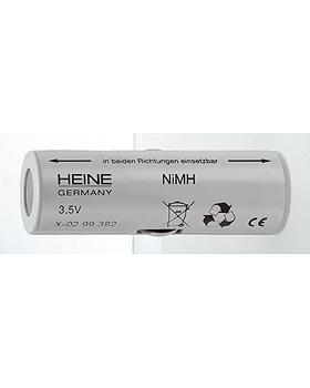 Ladebatterie NiMH, 3,5V, für HEINE BETA NT Ladegriffe, Heine Optotechnik, medishop.de
