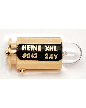 Halogen-Lampe HEINE XHL 2,5V, .042, Heine Optotechnik, medishop.de