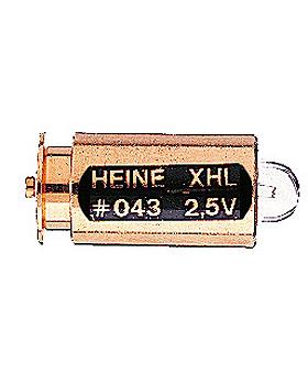 Halogen-Lampe HEINE XHL 3,5V, .102, Heine Optotechnik, medishop.de