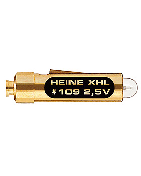 Xenon Halogen-Lampe HEINE XHL 2,5V, .109, Heine Optotechnik, medishop.de