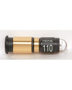 Xenon Halogen-Lampe HEINE XHL 2,5V, .110, für Otoskop HEINE mini 3000, Heine Optotechnik, medishop.de