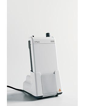 HEINE mPack EN 50 - m Wand-/Tischeinheit mit mPack , inkl. Winkelhalteradapter 90°, Verbindungskabel, Heine Optotechnik, medishop.de