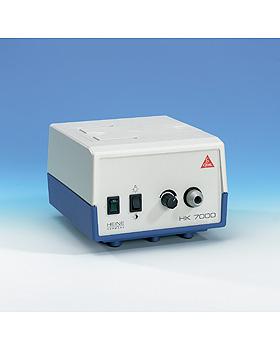 HEINE HK7000 Fiber Optic Prjektor inklusive Ersatzlampe und Sicherung, Heine Optotechnik, medishop.de