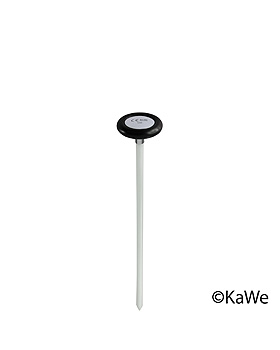 Rossier / Queens Reflexhammer, 24 cm, mit elastischem Stiel, KaWe Germany, medishop.de