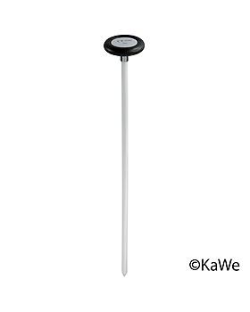 Rossier / Queens Reflexhammer, 36 cm, mit elastischem Stiel, KaWe Germany, medishop.de