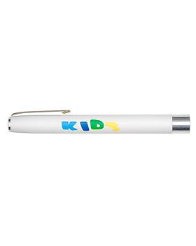 Diagnostik Leuchte Penlight KIDS mit Glühlampe, weiss, Luxamed, medishop.de