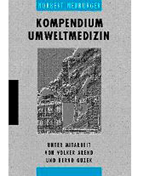 Neuburger/Arend/Guzek, Kompendium Umweltmedizin, Promedico Verlag, medishop.de