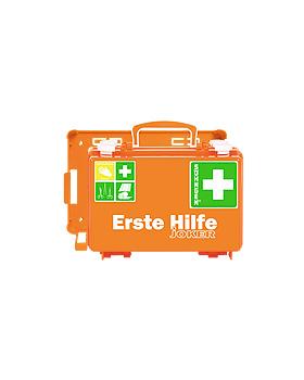 Erste Hilfe QUICK-CD Joker Norm mit Füllung DIN 13157, Söhngen, medishop.de