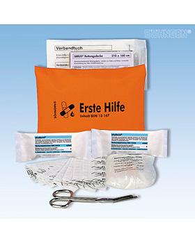 Erste-Hilfe-Tasche DIN 13167, orange, Söhngen, medishop.de
