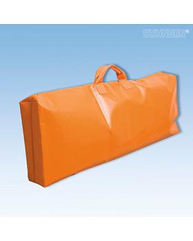 Transporttasche orange für VacuSplint, Söhngen, medishop.de