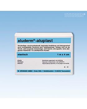 aluderm-aluplast elastisch 1 m x 4 cm, Söhngen, medishop.de
