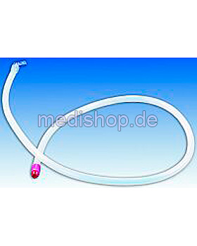 Absaugschlauch, 135 cm, mit Saugspitze und Winkelanschluss, Ambu, medishop.de