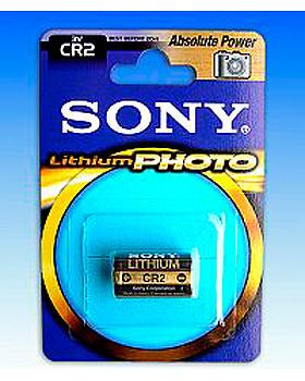 Batterie Varta Typ CR2 3 V (Fotobatterie), 10 Stück, Batterien, medishop.de