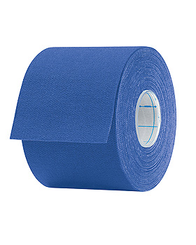 Aktimed TAPE PLUS 5 cm x 5 m, dunkelblau, Kinesiologie-Tape (1 Rl.), Aktimed, medishop.de