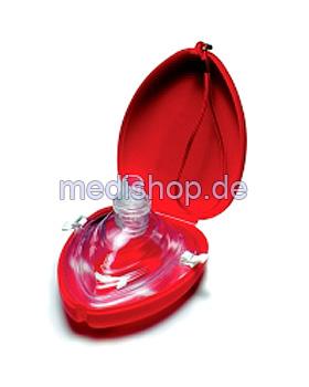 AMBU Res-Cue Taschenmaske Hardcase mit Bakterienfilter/Einwegventil, Ambu, medishop.de