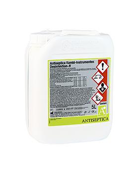 Antiseptica Kombi-Instrumenten Desinfektion-N 5 Ltr., Antiseptica, medishop.de