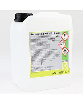 Antiseptica Kombi Liquid 5 Ltr. Flächendesinfektion, Antiseptica, medishop.de