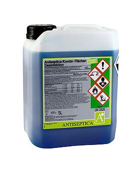 Antiseptica Kombi Flächendesinfektion 5 Ltr., Antiseptica, medishop.de