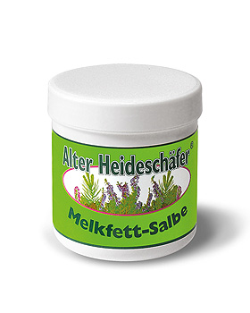 Alter Heideschäfer Melkfett-Salbe 250 ml, ASAM Kosmetik, medishop.de