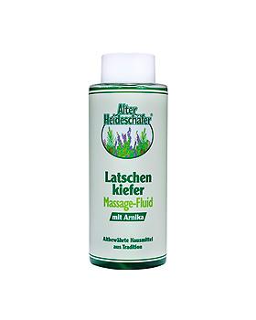 Alter Heideschäfer Latschenkiefer- Massage-Fluid mit Arnika 500 ml, ASAM Kosmetik, medishop.de