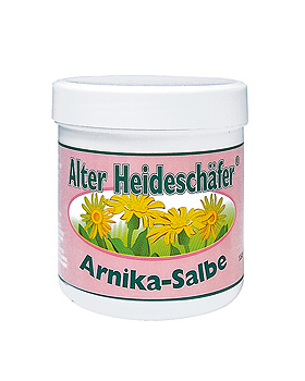 Alter Heideschäfer Arnika-Salbe 100 ml, ASAM Kosmetik, medishop.de