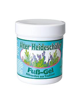 Alter Heideschäfer Fußgel 100 ml, ASAM Kosmetik, medishop.de