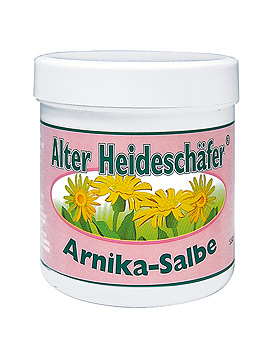 Alter Heideschäfer Arnika-Salbe 250 ml, ASAM Kosmetik, medishop.de
