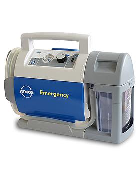Atemwegabsauggerät ATMOS C 341 Battery / DDS, Atmos, medishop.de