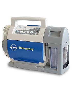 Atemwegabsauggerät ATMOS E 341 Battery / DDS, Atmos, medishop.de